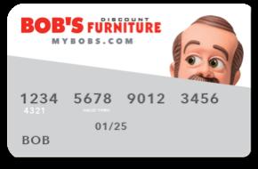 Bobs Furniture Credit Card