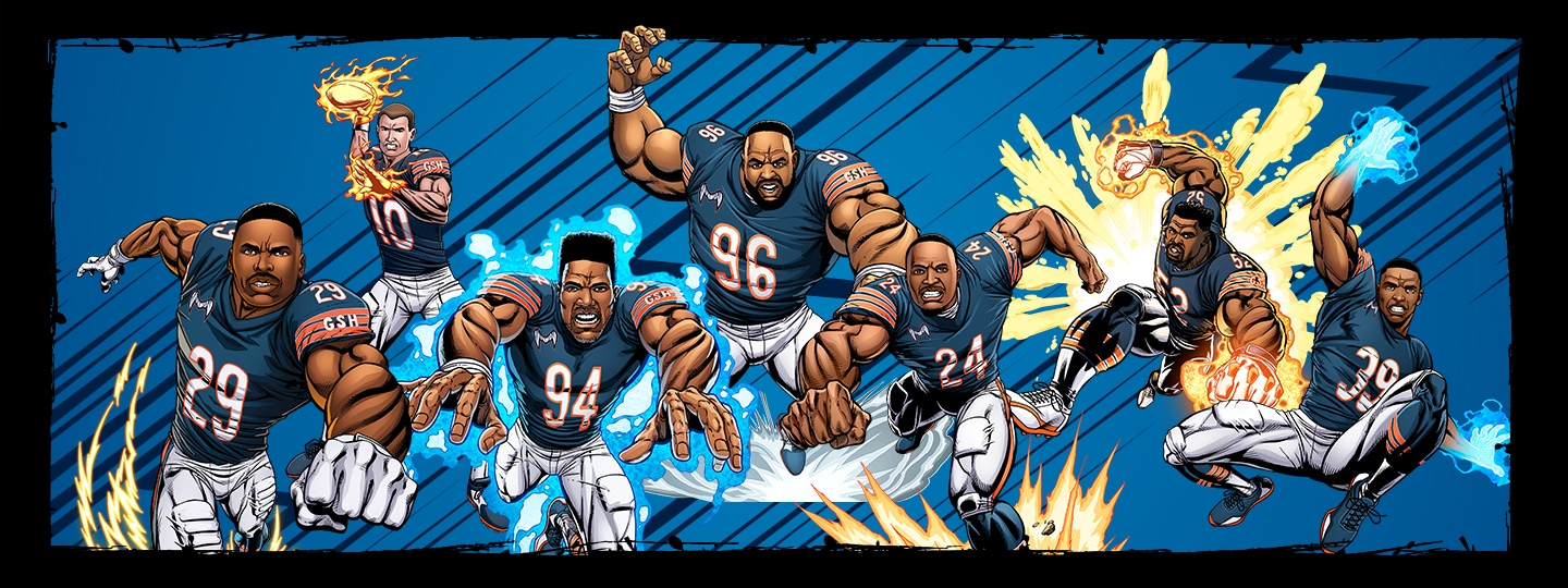 New chicago bears discount tickets  hot sale