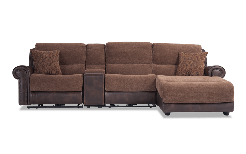Dallas 4 Piece Left Arm Facing Sectional