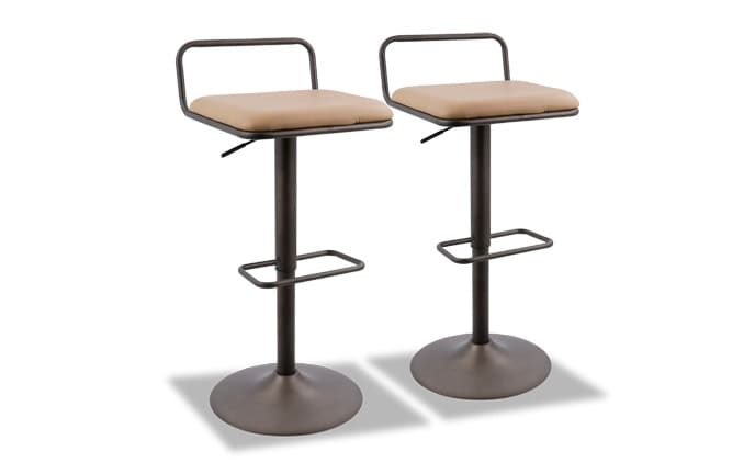 Berta Bar Stool Set of 2