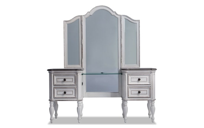 Scarlett Vanity Set Bob S Discount Furniture