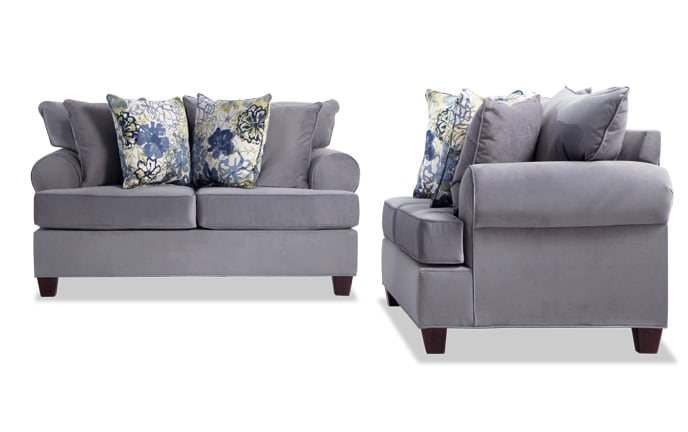 Monica Loveseat Set Bob S Discount Furniture